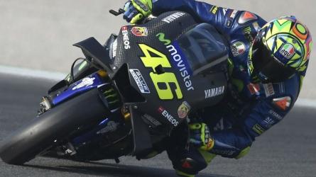 Rossi scared to quit MotoGP