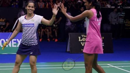 It's Saina vs Sindhu in final
