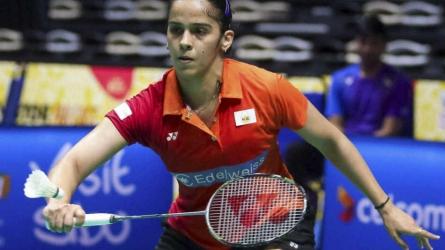 Saina Nehwal, Prannoy crash out
