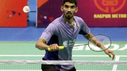 Srikanth to skip Hong Kong Open