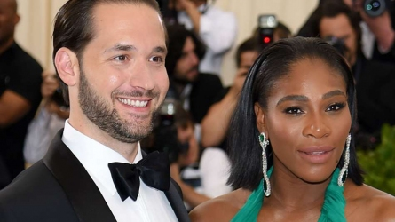 Serena weds in New Orleans