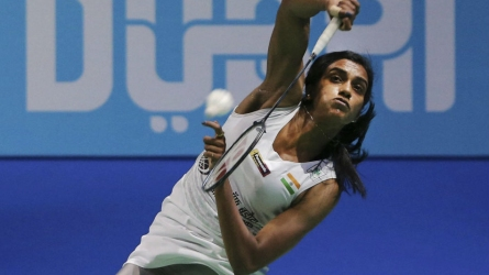 Superb Sindhu storms into Dubai final