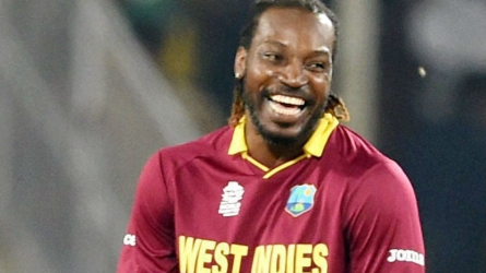 Windies pin hopes on Gayle for ODIs