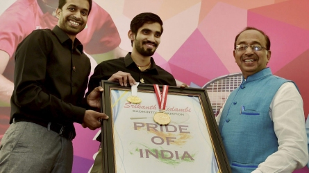 Fantastic year for badminton: Gopichand