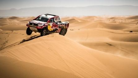 Al Attiyah ready for Dakar Rally