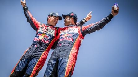 Al Attiyah eyes victory at Dakar Rally
