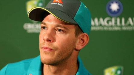 Paine rejects sledging claims