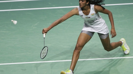 Sindhu settles for silver