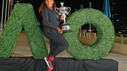 Aus Open say Serena will play