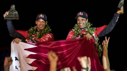 Al Attiyah hopes to be lucky third time