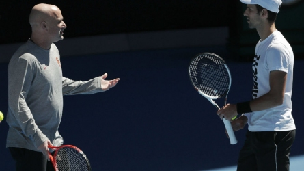 Back to drawing board for ailing Djoko