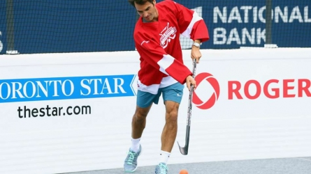 Federer 'could play any sport'