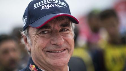 Sainz wins Dakar Rally, Al Attiyah 2nd