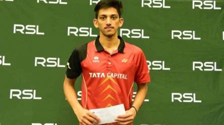 Siddharth Pratap Singh wins Swedish Open