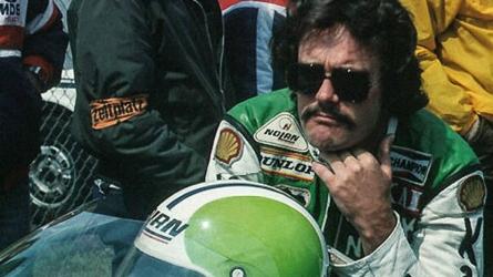 Ballington to enter MotoGP Hall of Fame
