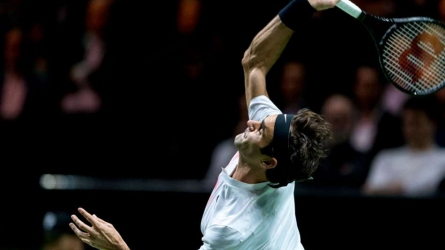 Federer revels in return to the top
