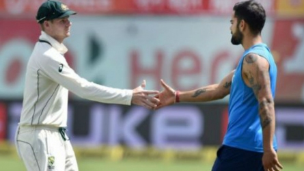 Smith on what he learnt from Kohli