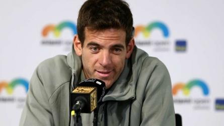 Del Potro tired ahead of Miami Open