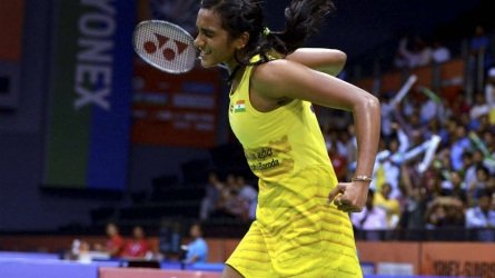Sindhu working on mental aspect