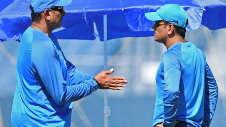 Playing ODIs in Eng will help: Shastri