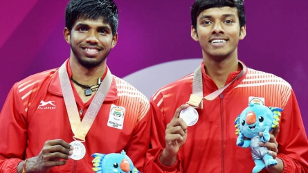After CWG, Satwik-Chirag eye Thomas Cup