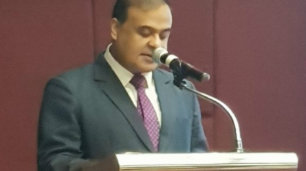Himanta Biswa Sarma elected as VP