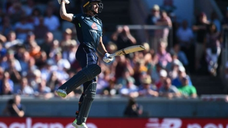 Morgan hails 'outstanding' Buttler