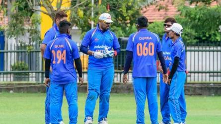 Blind cricket: India take a 2-0 lead