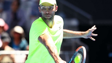 Karlovic exits as four seeds out
