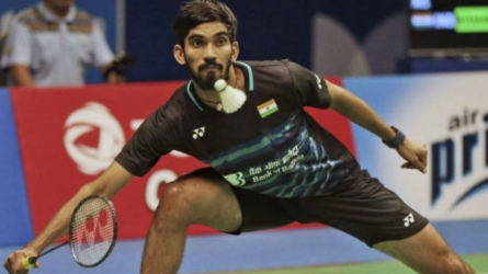 Indonesia Open: Srikanth makes exit
