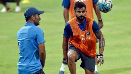 Uncapped player outscores Kohli in Yo-Yo