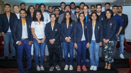 Sindhu, Srikanth lead India's charge
