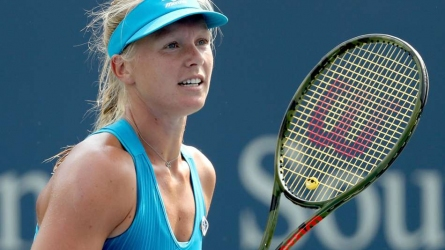Red-hot Bertens beats Svitolina