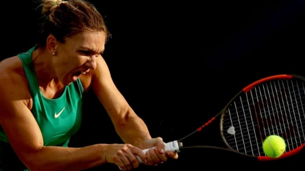 Halep to meet Bertens in final