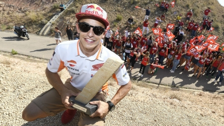 Aragon name Turn 10 after Marquez
