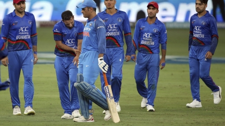 Afghanistan tie with India