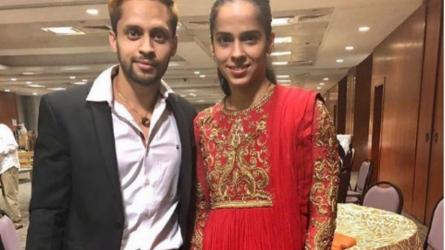 Saina & Parupalli to tie the knot