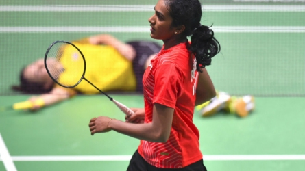 China Open: Sindhu enters quarterfinals