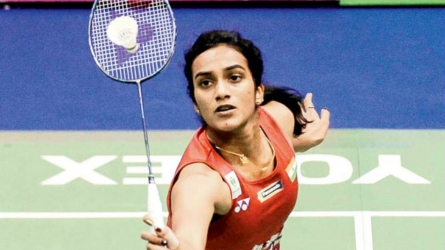China Open: Sindhu through, Saina out
