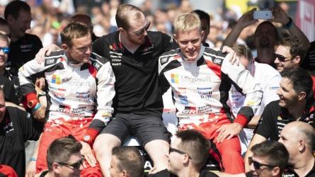 Tanak ignites WRC title bid with Turkey win