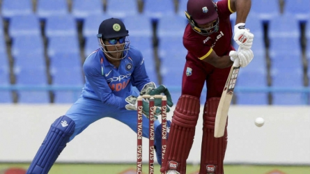 India vs West Indies: Schedule