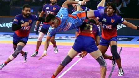 PKL: Dabang Delhi beat Bengal Warriors
