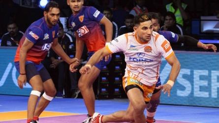 Spirited Dabang Delhi beat Puneri Paltan