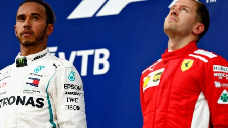 Respect Vettel, urges Hamilton