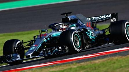 Hamilton wins Japanese GP