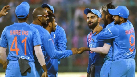 Team India for 1st two ODIs announced