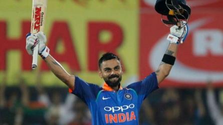 India thrash Windies in first ODI
