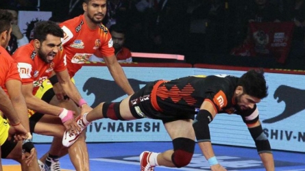 Bulls vs Fortunegiants match ends in tie