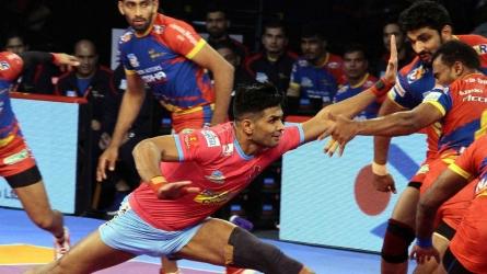PKL: Pink Panthers beat UP Yoddha