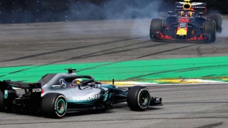 F1: Hamilton secures Mercedes double